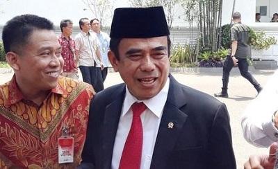 Menag Fachrul Razi: FPI Bisa Tidak Diperpanjang Izinnya