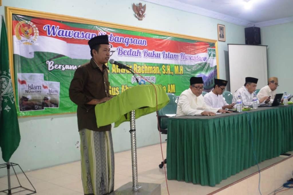 Islam Nusantara Jadi Jawaban Tepat bagi Indonesia yang Multietnis