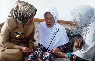 Rahasia Nenek Sumiati Bisa Haji Meski Sudah Berusia 107 Tahun