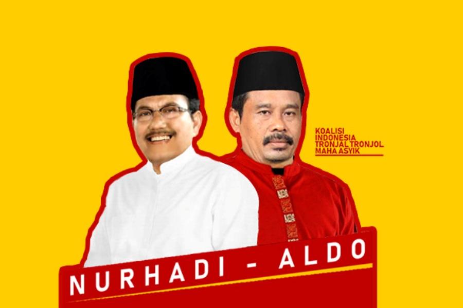 Sikapi Politik Pilpres, Kehadiran Capres Nurhadi-Aldo Bisa Jadi Zona Damai