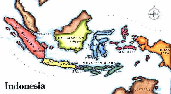 Kuasa Allah, Inilah Rahasia di Balik Panamaan Indonesia
