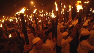 Antusias, Ribuan Masyarakat Subang Ikuti Pawai Obor di Tahun Baru Islam