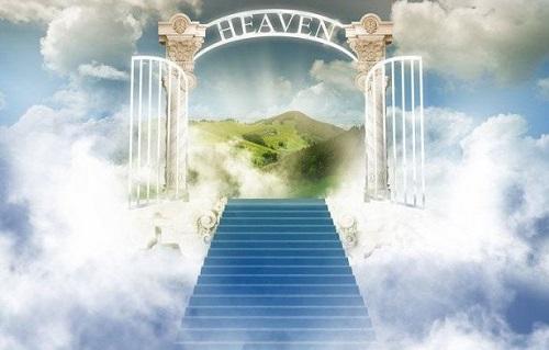 Penghuni Surga Tidak Akan Mati