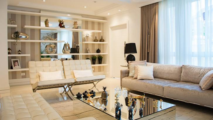 5 Perabotan Utama Untuk Rumah Keluarga Baru