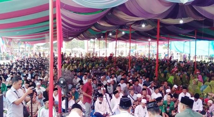 Peringati Harlah NU ke-94, PCNU Lampung Utara Ajak Umat Jaga Persatuan Bangsa