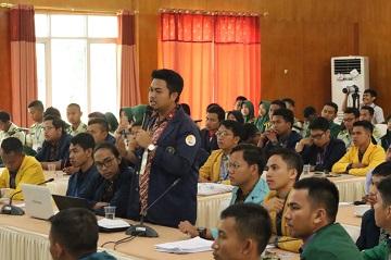 Pertemuan Mentan dan BEM se-Indonesia Hasilkan Tujuh Deklarasi Ciawi