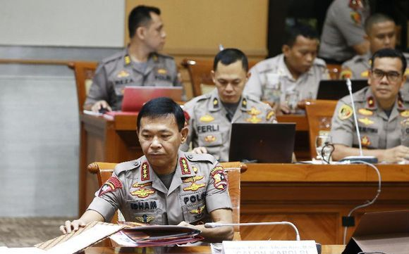 Idham Azis Resmi Ditetapkan Oleh Komisi III Sebagai Kapolri