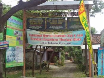 Pesantren Thoriqul Huda Kab Madiun