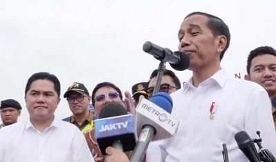Pencopotan Dirut Garuda, Presiden: Itu Pesan Untuk Semuanya