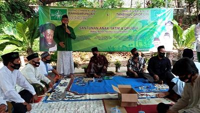 52 Anak Yatim Terima Santunan dari RINU Rawabaru Indah