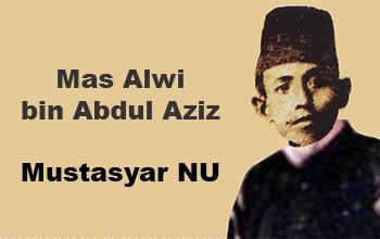 Sayid Alwi bin Abdul Aziz, Pemberi Nama Nahdlatul Ulama