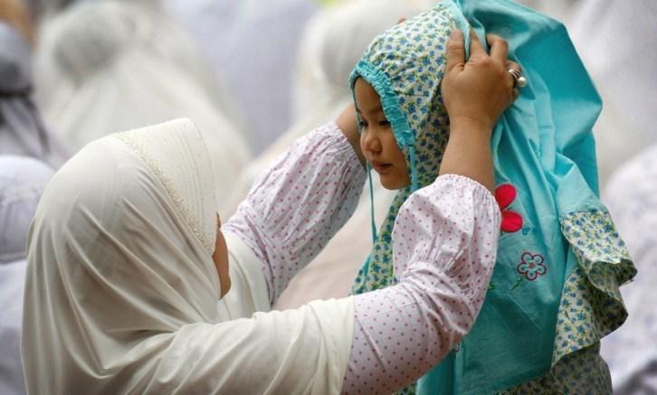 Ini Doa Supaya Anak Perempuan Jadi Shalehah