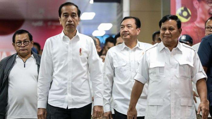 Jokowi dan Prabowo Bisa Bertemu Berkat Kerja Keras Sosok Ini