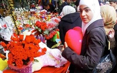 Sejak 2018 Arab Saudi Sudah Rayakan Hari Valentine