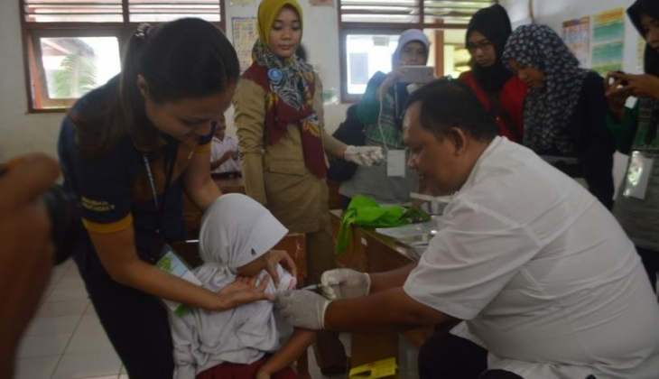 Pakar UGM Nilai Pemberian Vaksin MR Sangat Penting