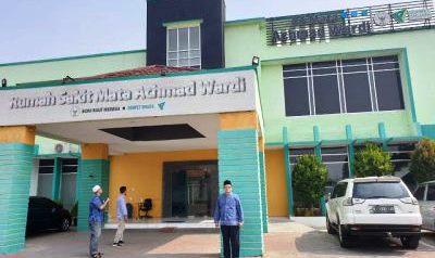 BWI Gandeng Dompet Dhuafa Resmikan RS Mata Berbasis Wakaf