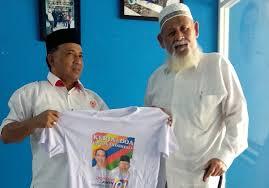 Ulama AcehMenentukan Pilihannya Jokowi-Ma'ruf, Santri dan Masyarakat Ikut Siapa?