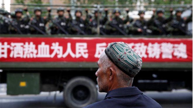 Ini Tanggapan China Soal Penahanan Muslim di Xinjiang